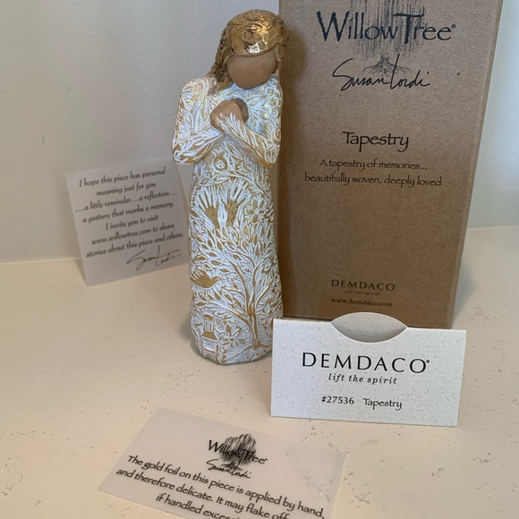 Willow tree New tapestry Figurine